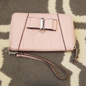 Jessica Simpson wallet wristlet
